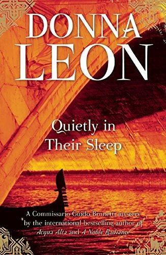 DONNA LEON'S QUIETLY IN THEIR SLEEP
