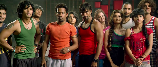 ABCD Any Body Can Dance 2013 Hindi 720p HDRip Full Movie