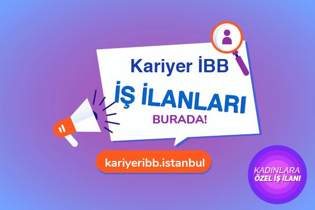 İstanbul Büyükşehir Belediyesi personel alımı ilanları kariyeribb.com'da!