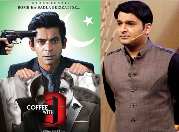 Kapil Sharma denied to promote Sunil Grover's Coffee With D on The Kapil Sharma Show