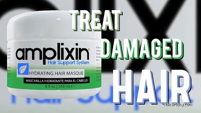 Amplixin Hydrating Hair Mask
