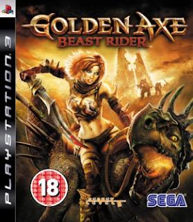 Golden Axe Beast Rider PS3 Torrent