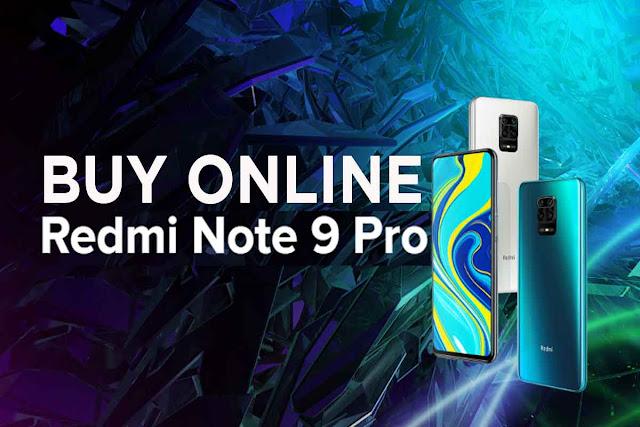 Buy Online : Xiaomi Redmi Note 9 Pro