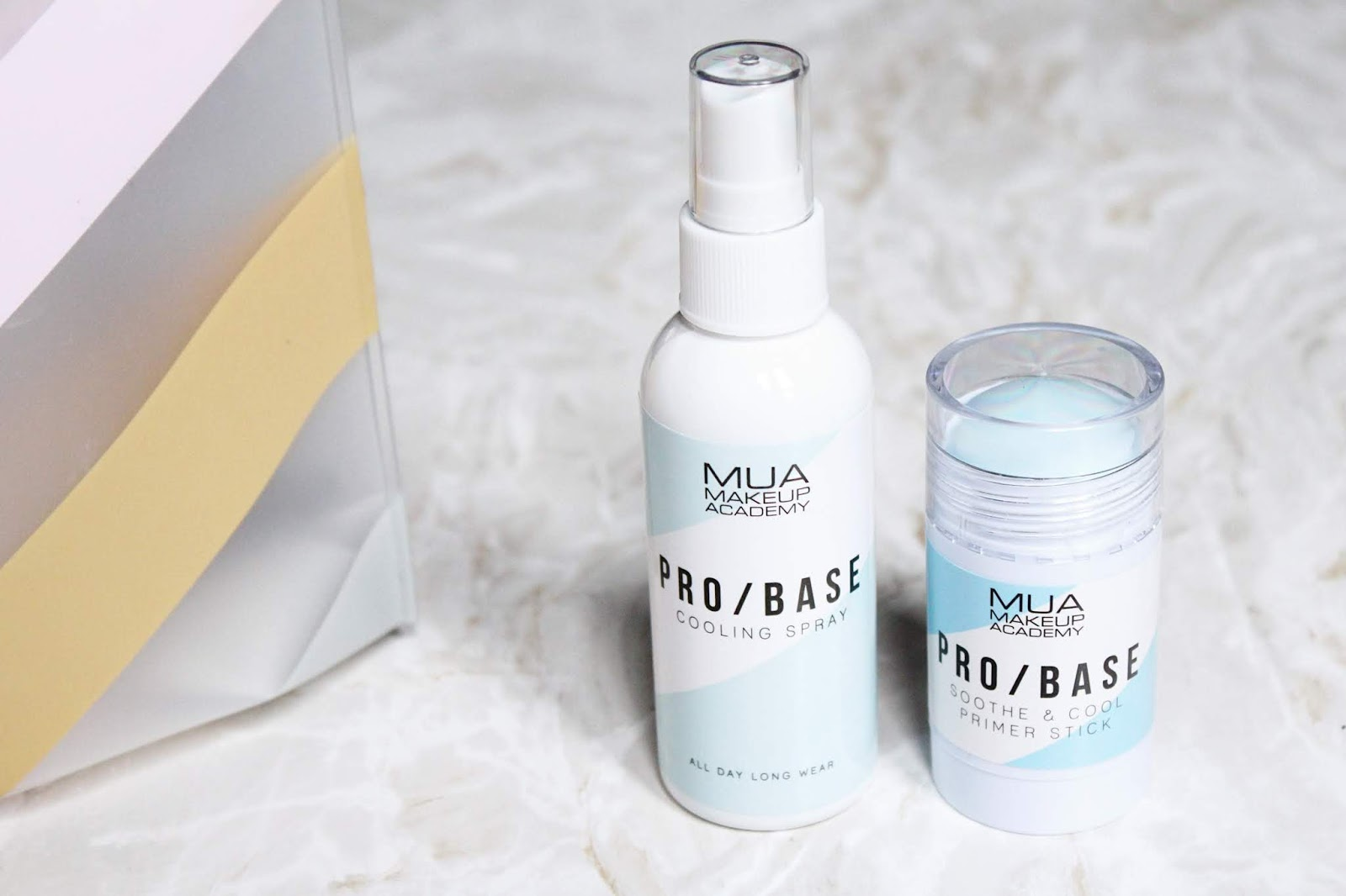 MUA Pro Base Cooling Primer & Setting Spray Review