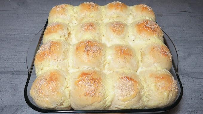 Chifle cu Cremă de Brânză