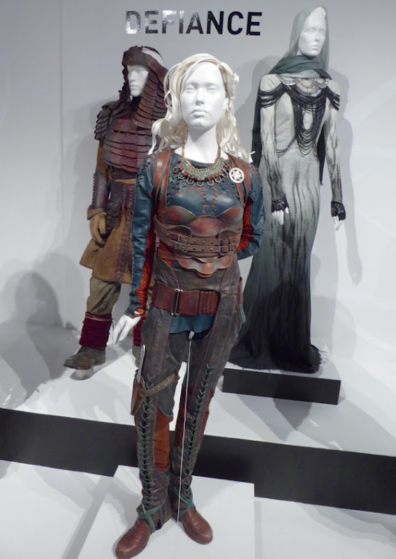 Defiance TV costumes