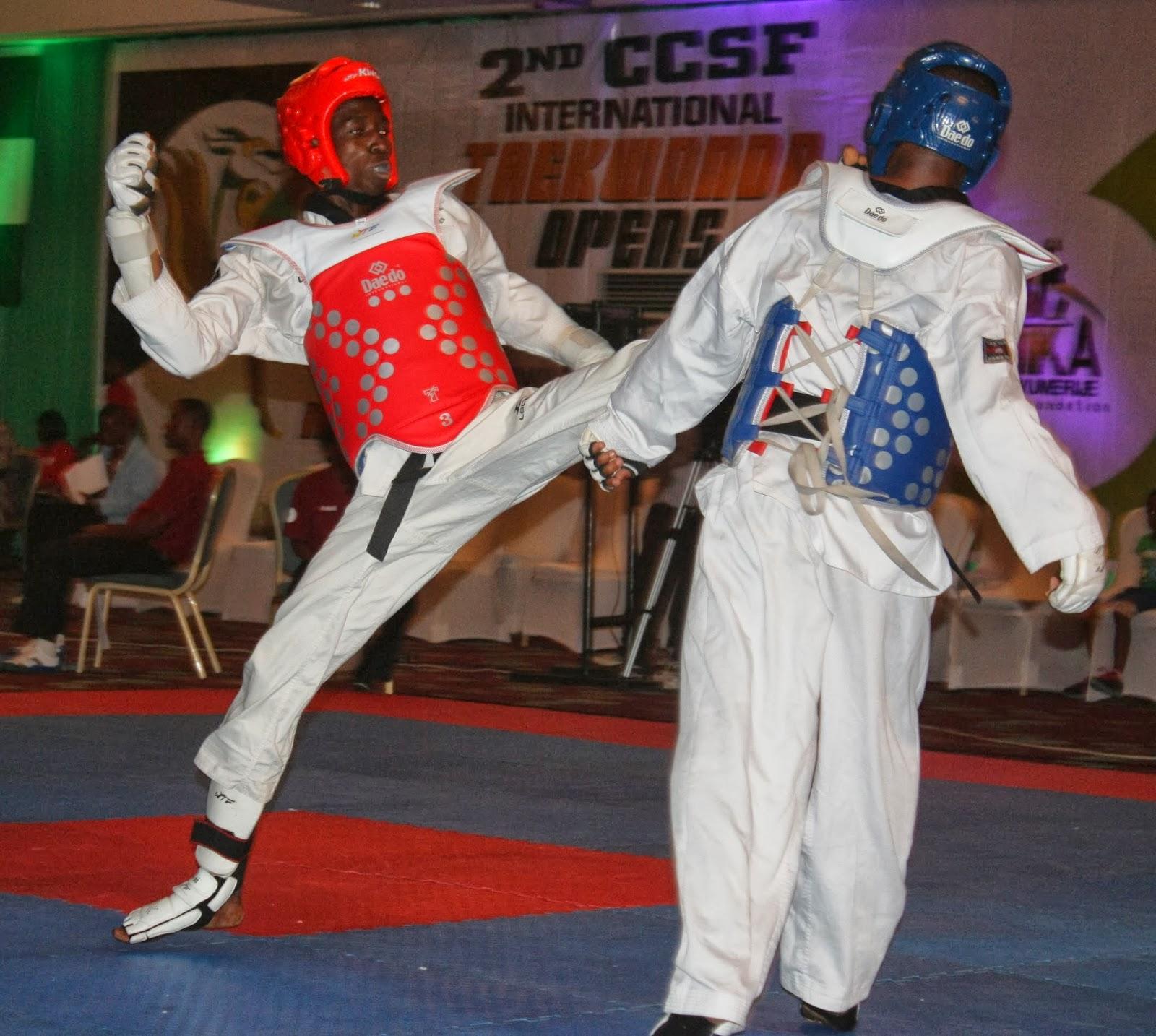 NSCDC, Niger Republic Dominate CCSF International