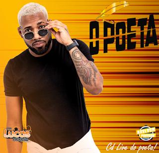 O POETA - CD EM CASA COM O POETA - LIVE - 2020