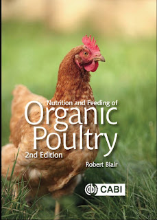 Nutrition and Feeding of Organic Poultry, 2nd Edition by Robert Blair