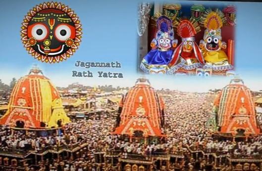 Jagannath Yatra 2020 Date.