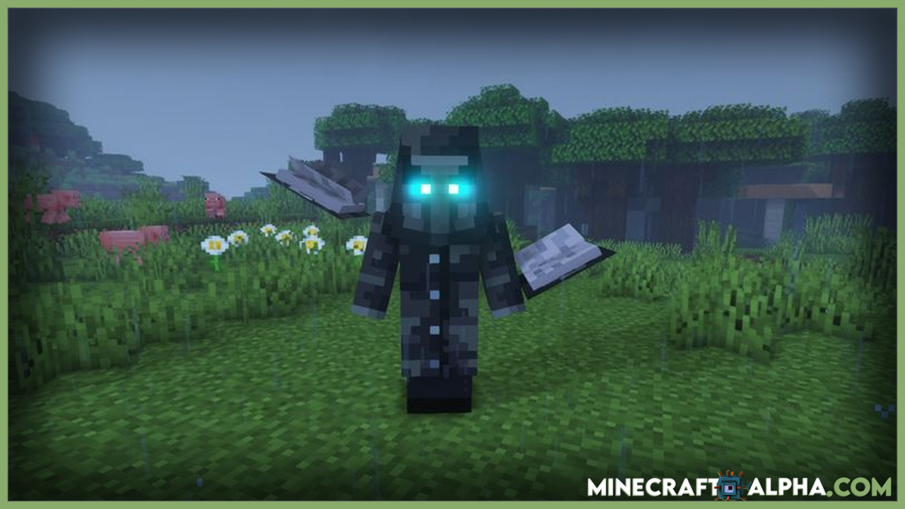 From The Shadows Mod For 1.17.1 (Entity And Battle)