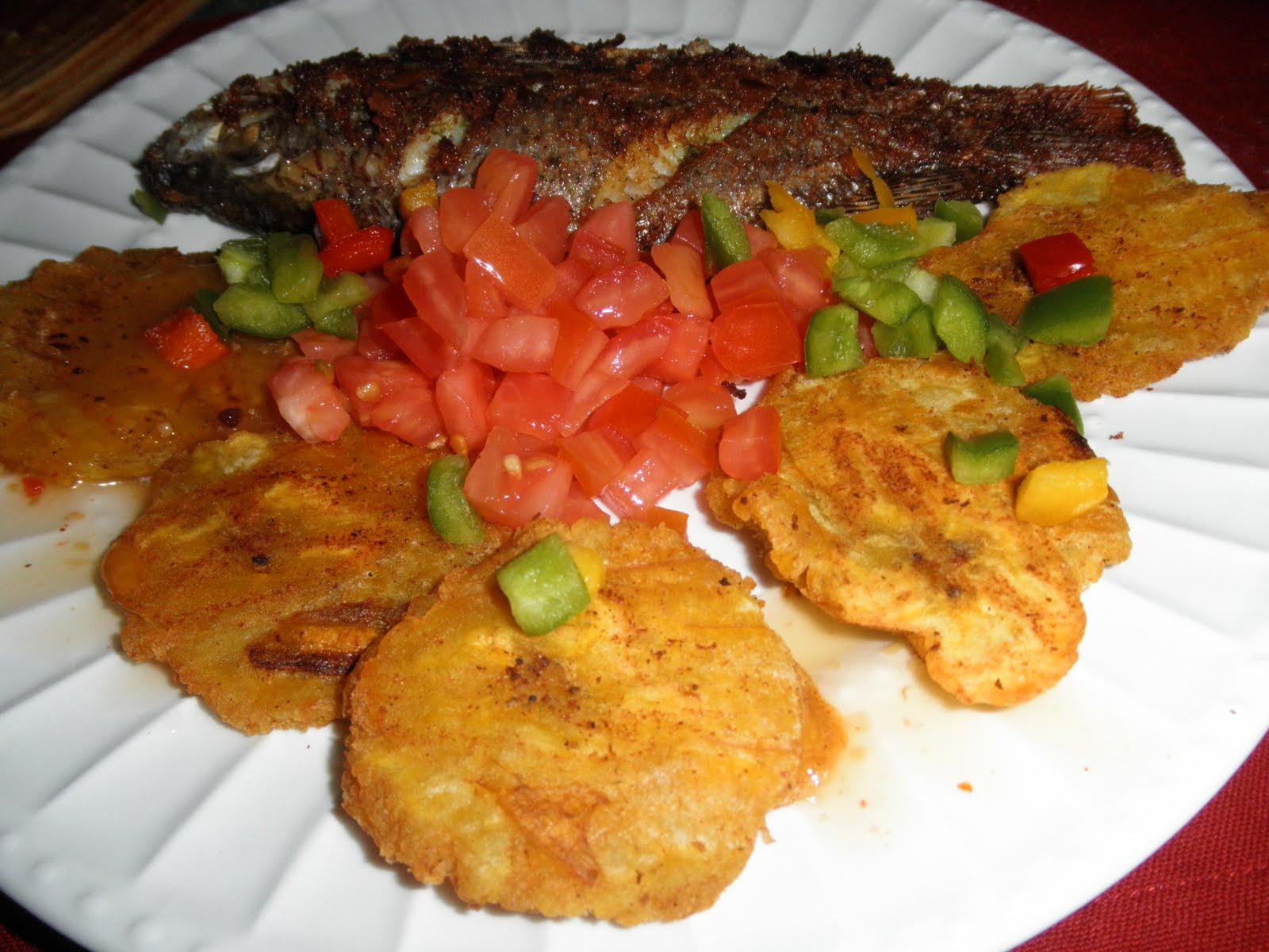 Fish In Haitian Creole