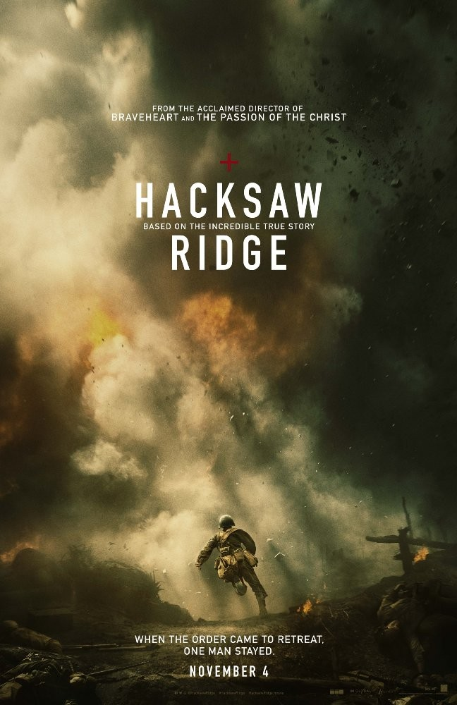 Hacksaw Ridge 2016 English Movie Download hd 1gb