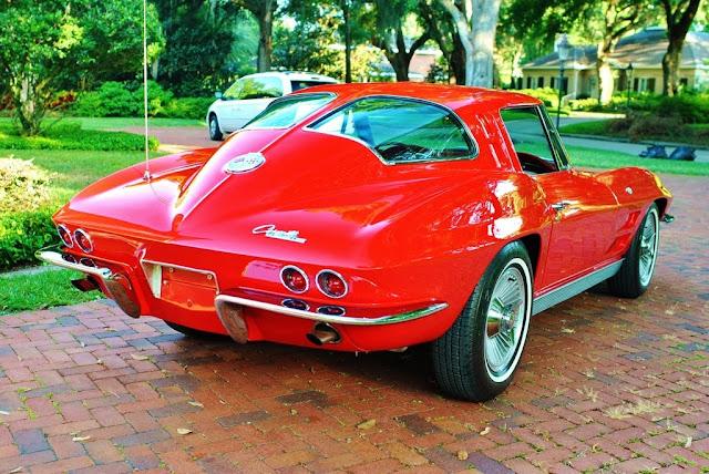 1963 chevrolet corvette split window 327 v8 muscle car for 1963 split window corvette ebay