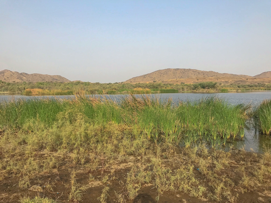 Malaki Dam Lake