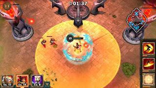 Legendary Heroes MOBA v3.0.6 Mod