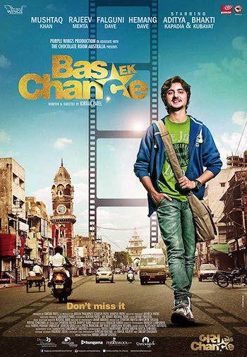 Bas Ek Chance 2015 Gujarati 720p WEB-DL 1.1GB