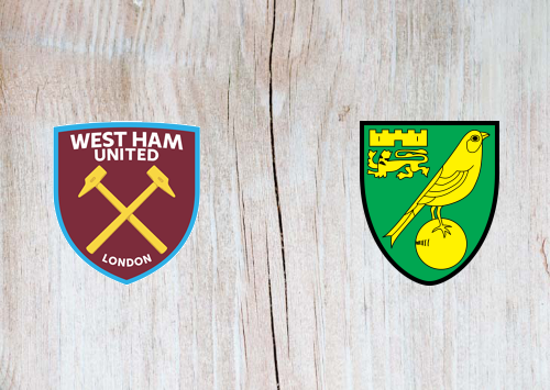 West Ham United vs Norwich City -Highlights 31 August 2019