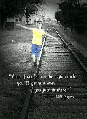 Train Quotes And Sayings