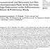 Ácidos graxos monoinsaturados e saturados, mas não n-6 poliinsaturados, diminuem a destruição da cartilagem em condições inflamatórias.