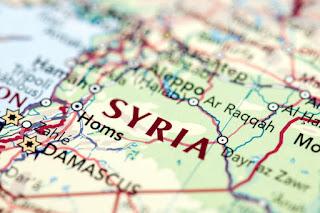 Opsi Militer di Suriah