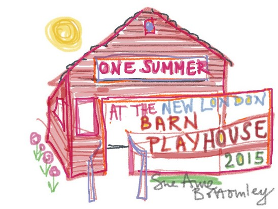 My New London Barn Playhouse project