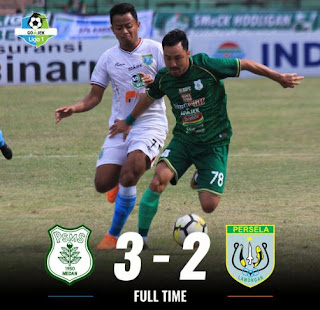 PSMS Medan vs Persela Lamongan 3-2 Highlights