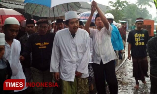 Kiai Kholil Situbondo Keluarkan Surat Edaran untuk Menangkan Prabowo