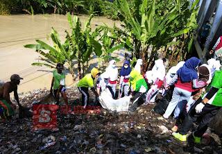 Nekat Buang Sampah Sembarangan, Bakal Ditindak Tegas