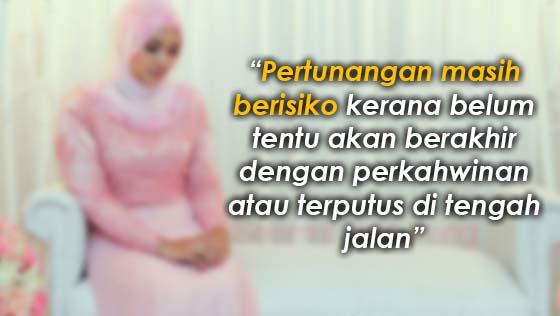 rahsiakan pertunangan, rahsiakan jodoh, tunang berahsia, rahsia tunang, hebahkan perkahwinan, mengapa perlu rahsiakan pertunangan, islam menggalakkan dirahsiakan pertunangan,