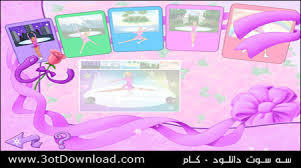 Barbie Sparkling Ice Show Game Full Version