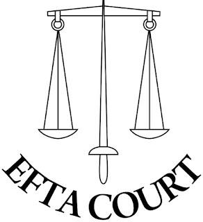 Tribunal de la EFTA y Derecho Tributario