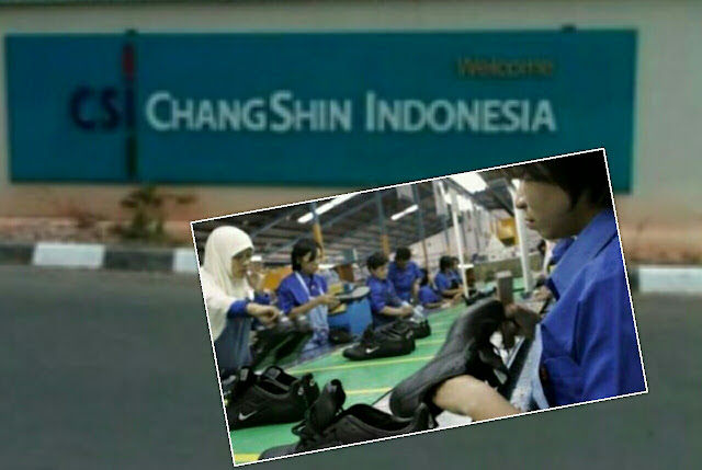 Lowongan Kerja PT.Chang Shin Indonesia, Jobs: Development Staff, Manager IE, Doctor, Etc.