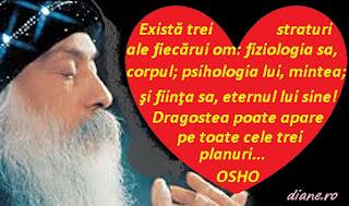 Osho despre dragoste