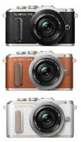 Source: Olympus. New colours for the PEN E-PL8.