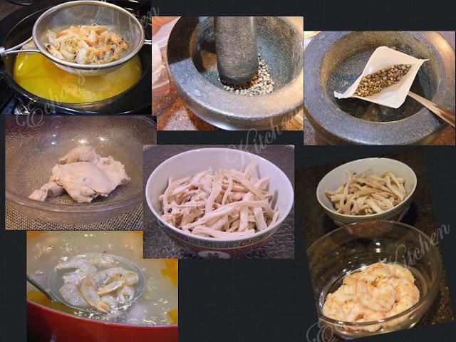 A Taste Of Memories Echo S Kitchen Ipoh Kai Si Hor Fun