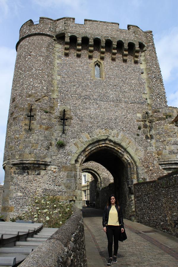 Castillo de Lewes 5
