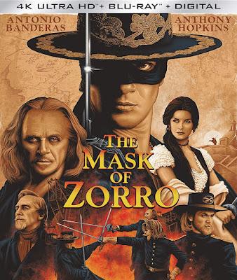 The Mask Of Zorro (1998) Dual Audio 720p | 480p BluRay ESub x264 [Hindi 5.1ch – Eng] 1.2Gb | 450Mb