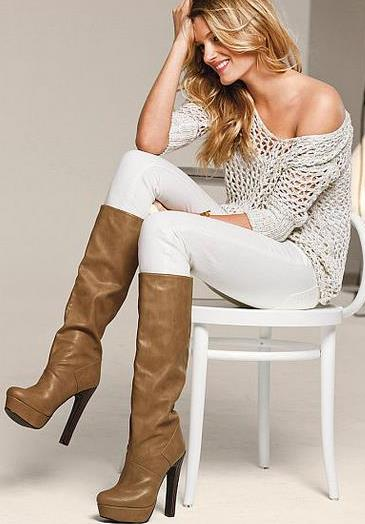 The curvy bee Fall Wish List Amazing Boots