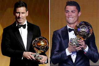 Lionel Messi Speaks Of His Rivalry With Cristiano Ronaldo