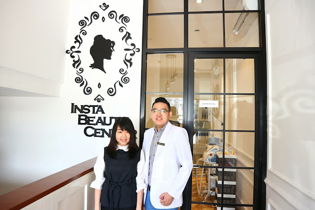 Review treatment anti jerawat di Insta Beauty Center, Pasar Baru