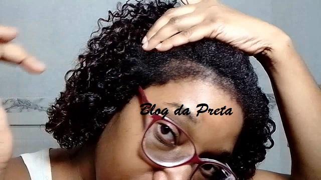 Crescimento de cabelos com o suplemento HairSkin da maxinutri