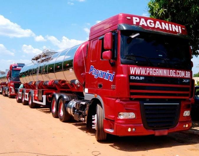 Paganini Logística investe na gestão do ciclo de vida dos pneus e reduz custos operacionais