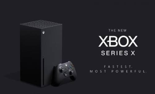 Xbox Series X yang resmi dikenalkan