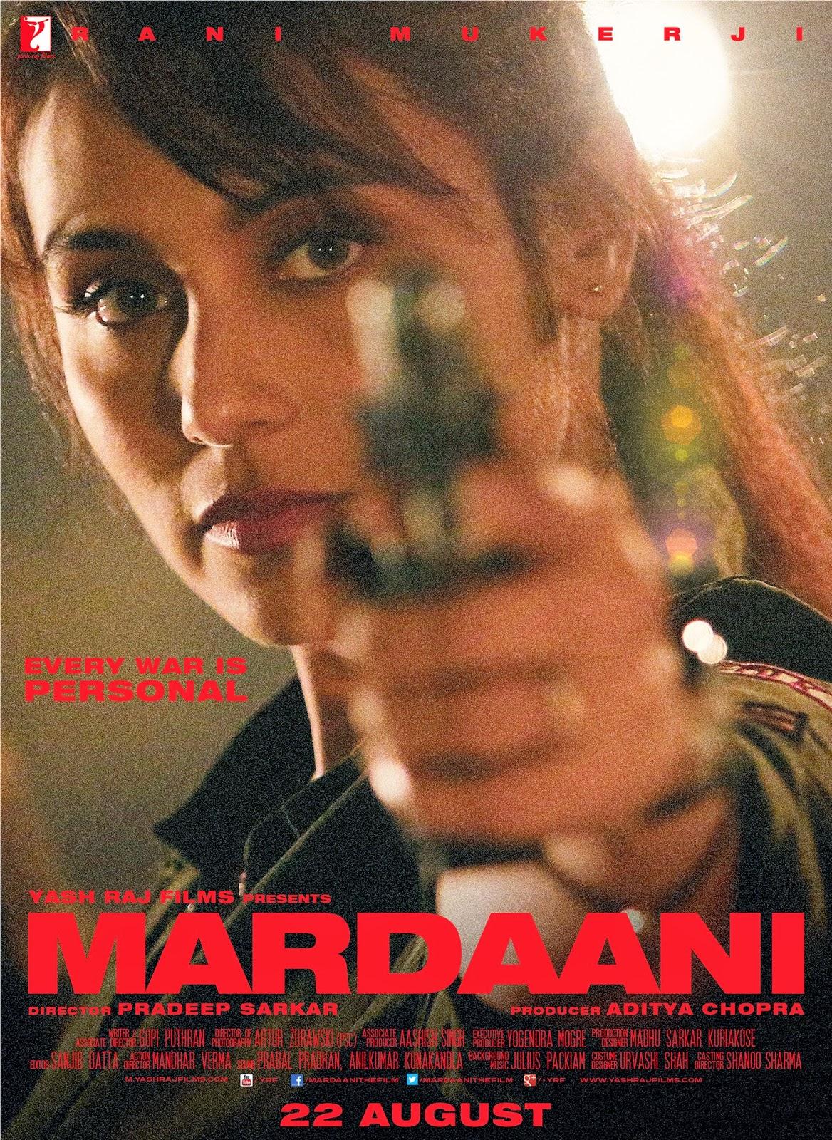 Mardaani (2014) ταινιες online seires oipeirates greek subs