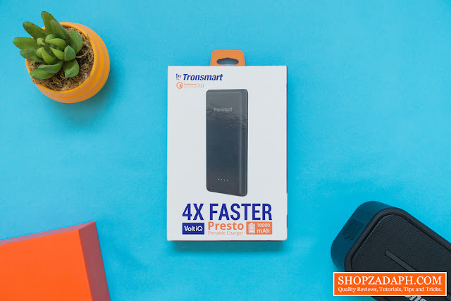 tronsmart power bank review