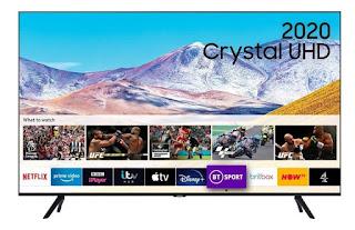 """samsung 55"""" 4k HDR smart TV"""