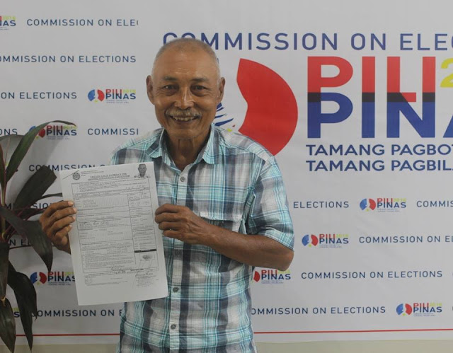 Retuya, Allison KSN Bogo Elections