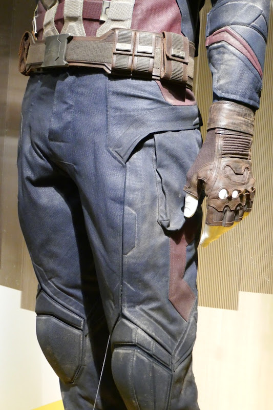 Avengers Endgame Captain America movie costume