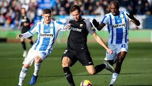 Leganes - Sevilla Maçı canlı izle